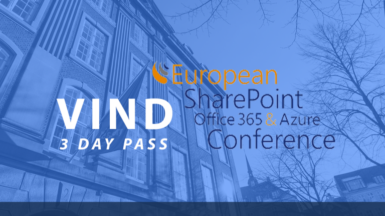 ESPC 3 day pass konkurrence hos PeopleNet
