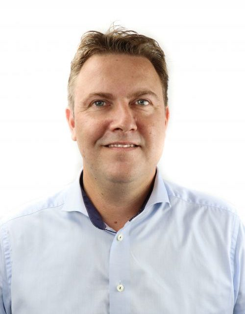 Key Account Manager Christian Hansen