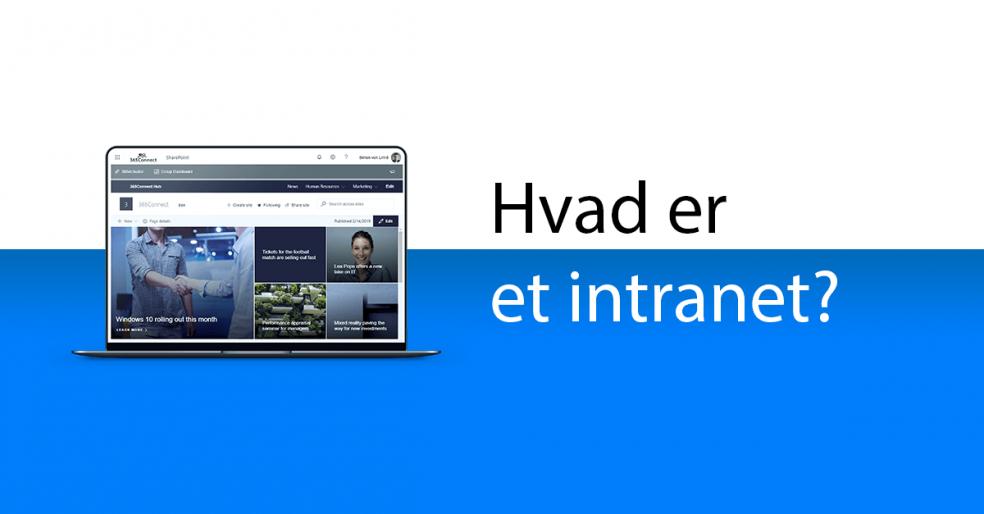 hvad er intranet