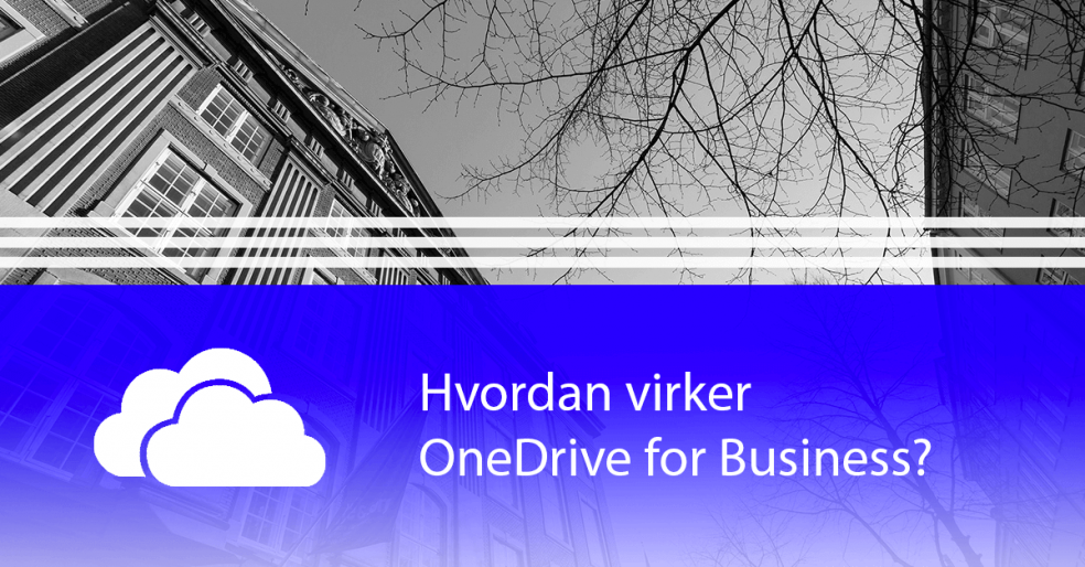 hvordan virker ondedrive for business