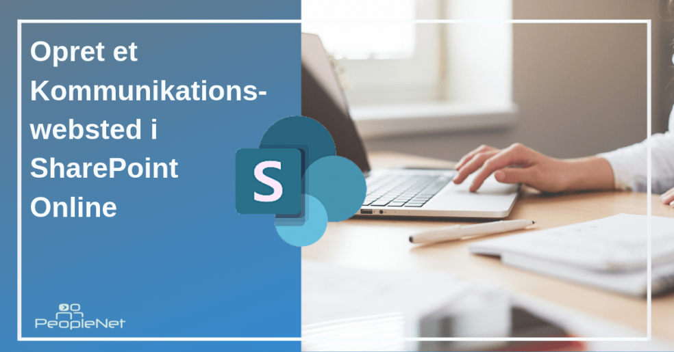 Opret et kommunikationswebsted i SharePoint Online