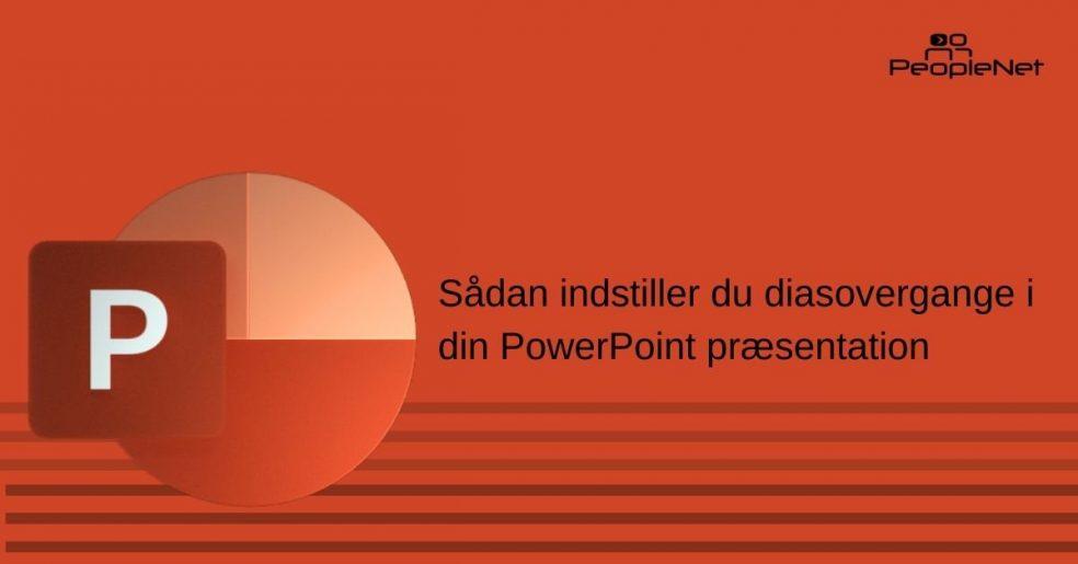 diasovergange i powerpoint