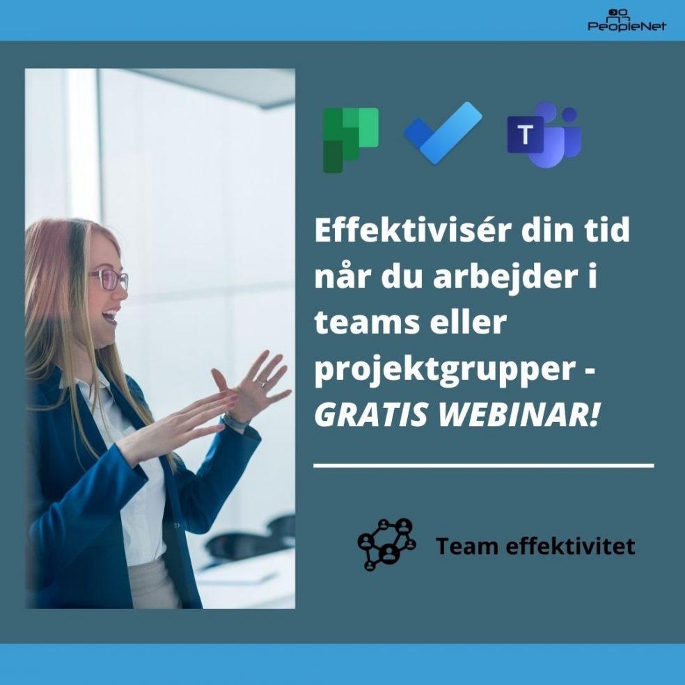 Time management - team fokus