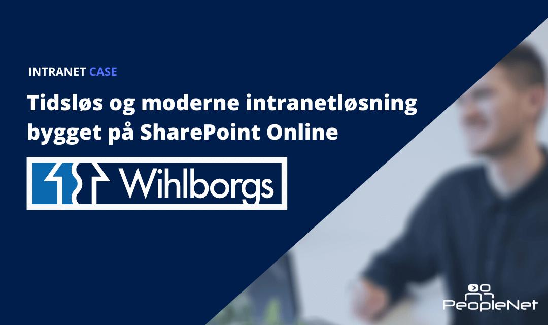 Wihlborgs A/S intranet