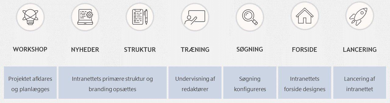 m365 standard intranet projektplan