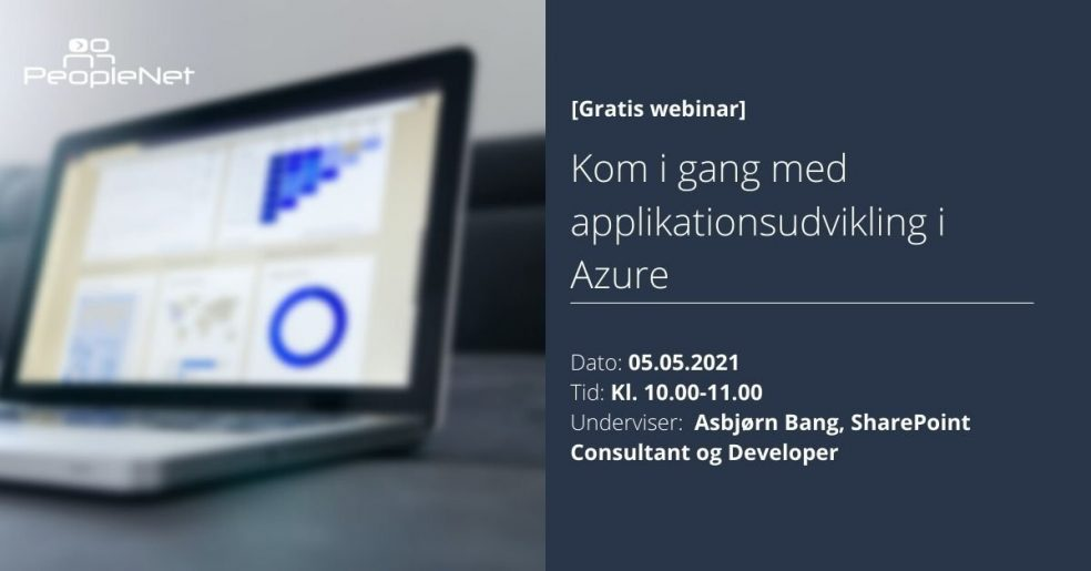 applikationsudvikling i Azure